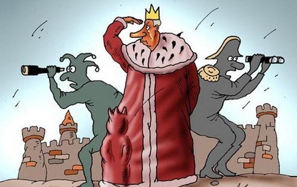 «Антикоррупция» с политическим вкусом