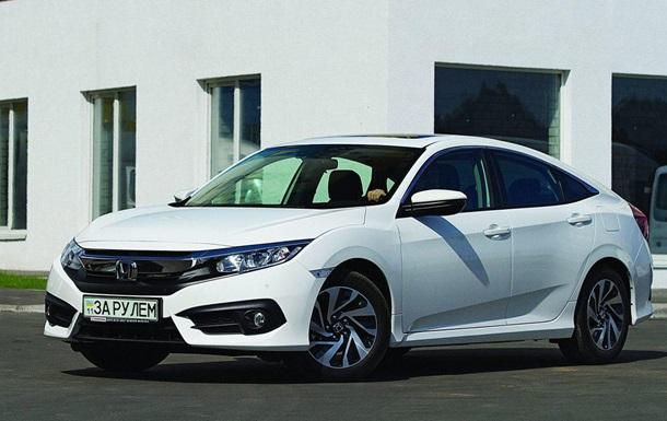 Сивик-сан. Тест-драйв Honda Civic десятого поколения