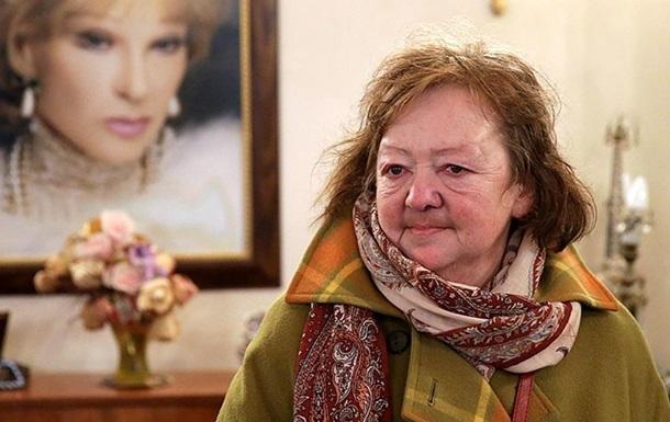 Стала известна причина смерти дочери Гурченко