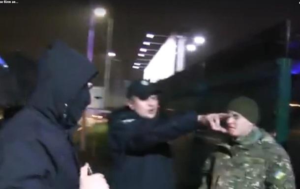 Порушено справу через напад на журналістів в аеропорту Київ