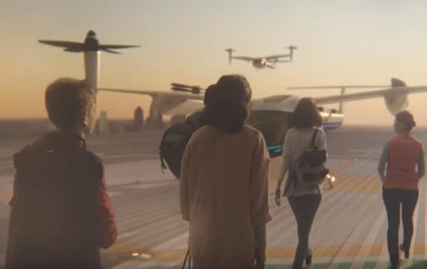 Uber привлек NASA к созданию летающего такси