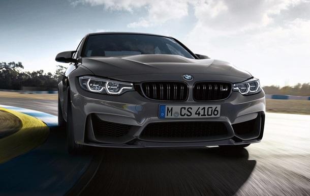 BMW M3: фото