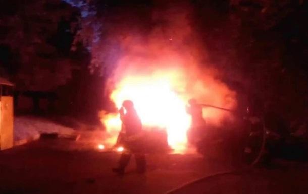 У Москві пожежа на об єкті Служби зовнішньої розвідки РФ