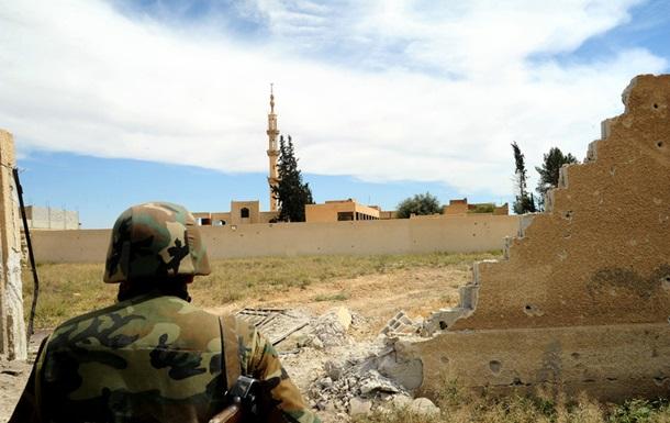 Армия Сирии взяла под контроль последний оплот ИГ