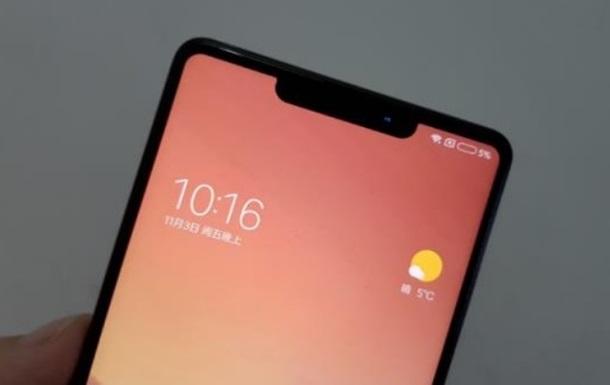 В Сети показали  двойника  iPhone X от Xiaomi