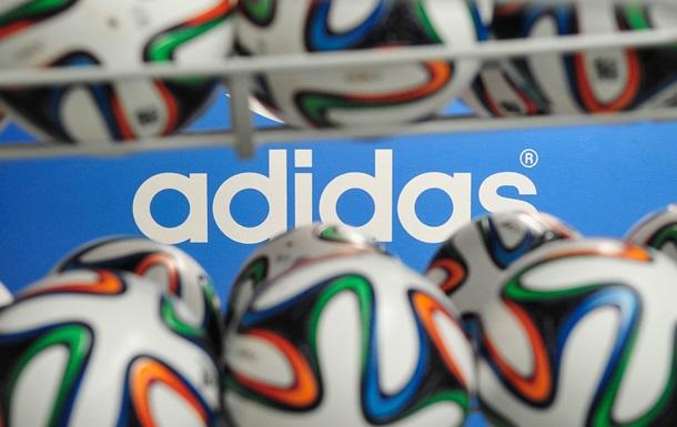 Adidas более чем на треть увеличил прибыль