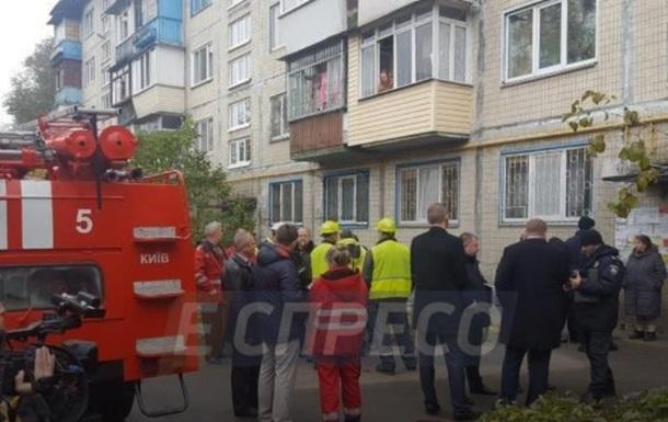 В столичном доме взорвалась граната, есть жертвы