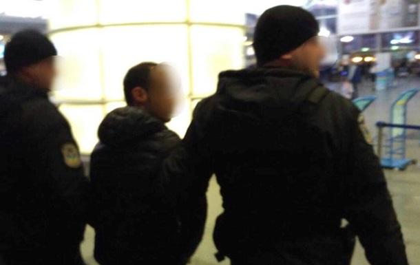 В аеропорту Бориспіль затримали торговця людьми