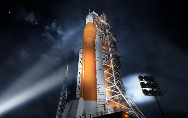NASA готує першу безпілотну місію на Місяць