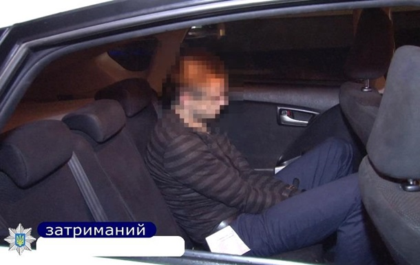 В Одессе ограбили женщину-водителя