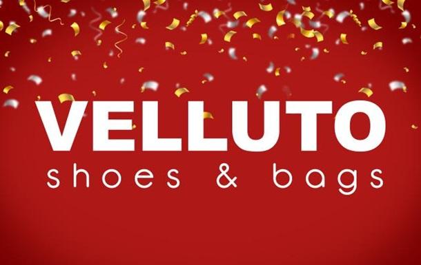 Украинский бренд обуви Velluto празднует 11-й День рождения