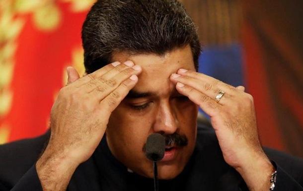 США наклали санкції ще на низку високопосадовців Венесуели