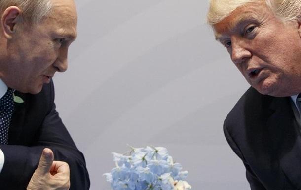 Путін і Трамп у В єтнамі: дистанція і сила тяжіння