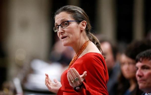 Миротворцы на Донбассе: Канада приложит все усилия