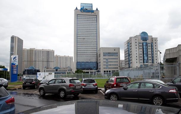 Газпром готується до поділу компанії