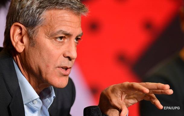 Джордж Клуни объявил о завершении карьеры в кино