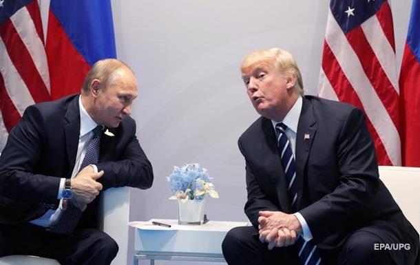 20 тисяч миротворців. Зустріч Трампа і Путіна