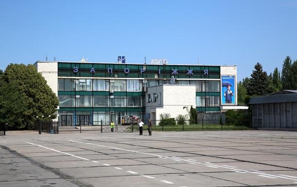 Запорожский аэропорт возобновил работу: минирование ложное