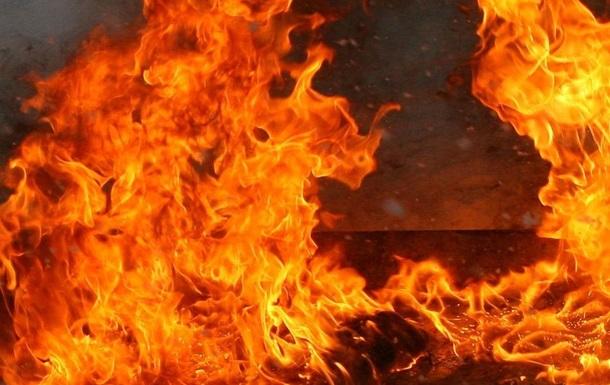 Саакашвілі спалив орендований будинок