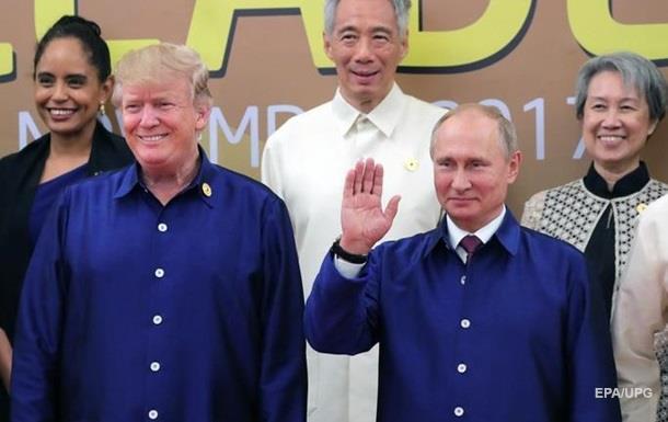 Сенатор РФ: Трамп був не готовий до зустрічі з Путіним