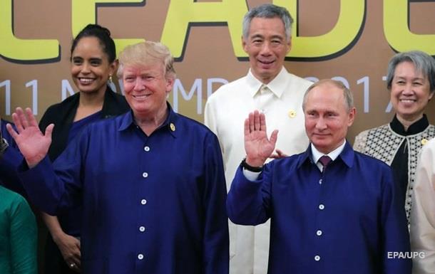 Трамп и Путин одобрили совместное заявление по Сирии