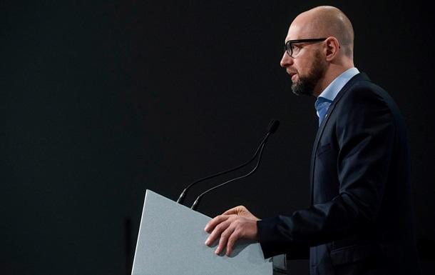Народний фронт назве свого кандидата у президенти в 2018 році