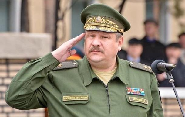 Захарченко нагородив російського генерала за допомогу ДНР
