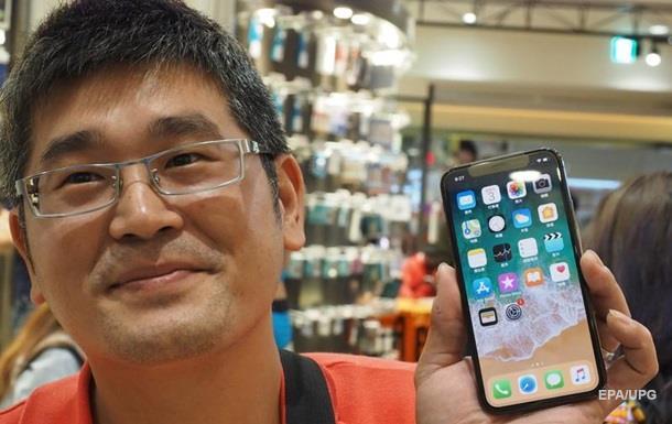 Взлом защиты iPhone X показали на видео