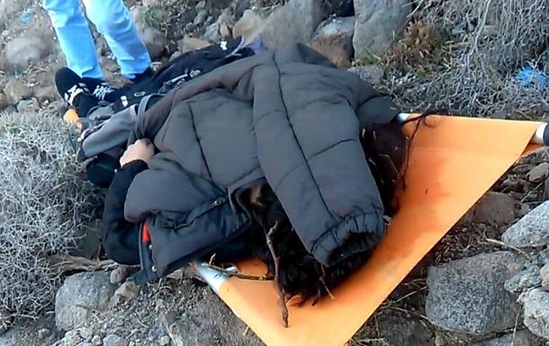 На березі острова Лесбос виявили тіла трьох дітей