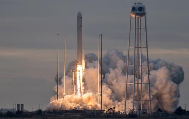 У США запустили в космос  українську  ракету