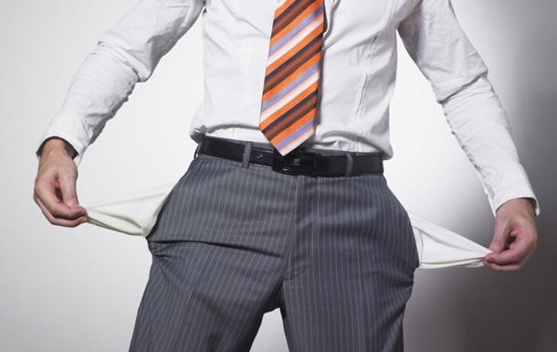 Кількість компаній-банкрутів в РФ досягло рекорду