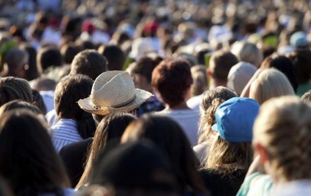 К 2050-ому году население Украинского государства резко снизится