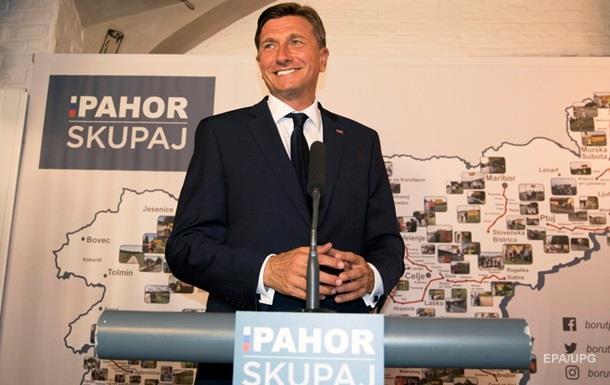 Президента Словенії переобрали на другий термін