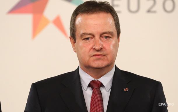 МИД: Сербия никогда не поддержит санкции против РФ