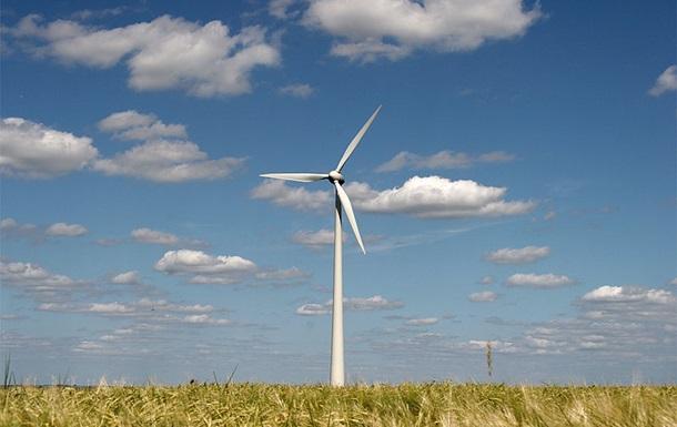 В Херсонской области запустили 12 ветрогенераторов