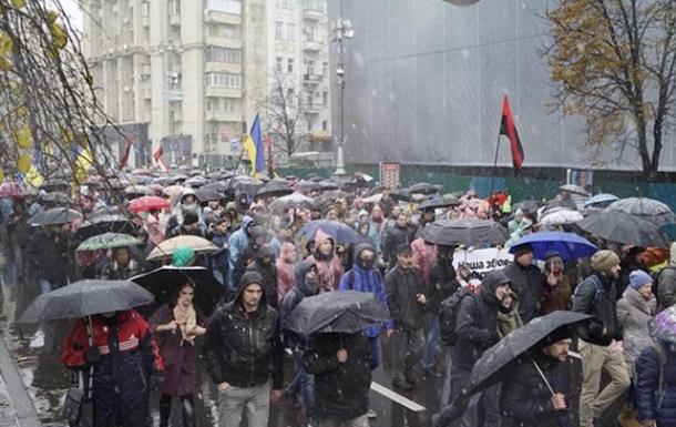 Итоги 12.11: Марш возмущенных и прогноз демографов