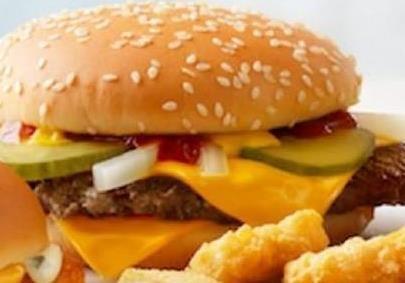 Американские потребители сети фастфуда McDonald's задумались о здоровом питании