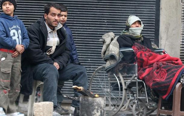 Amnesty звинуватила режим Асада в злочинах проти людяності