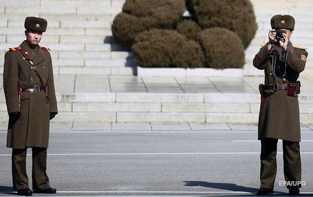 В КНДР подстрелили военного при побеге в Южную Корею