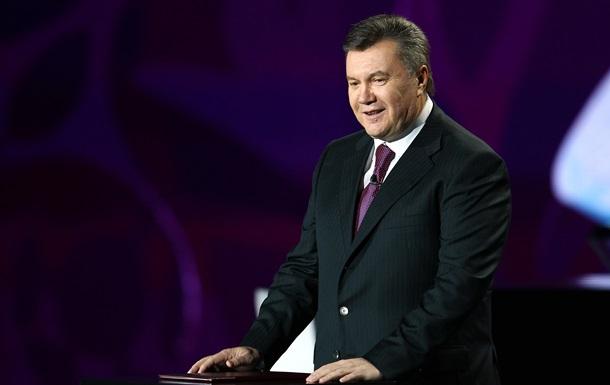Генпрокуратура вызвала на допрос Януковича