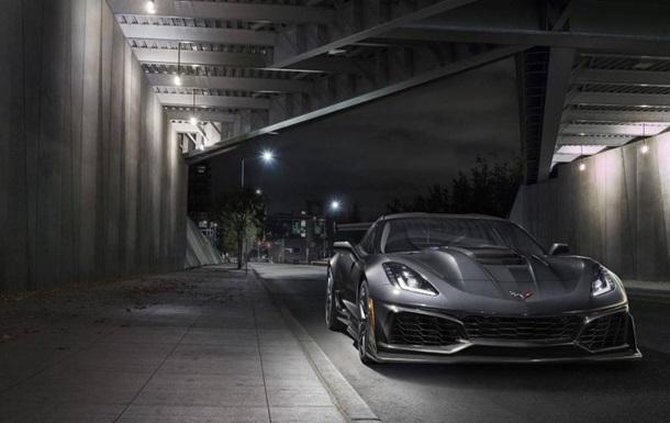 Chevrolet Corvette: фото