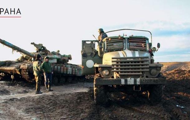 Колеса войны. Машины украинской армии
