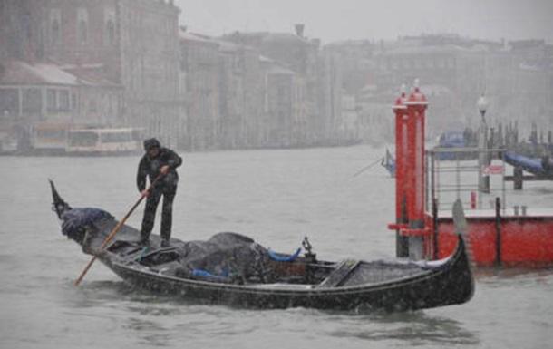 Пара із Франції викрала гондолу в Венеції
