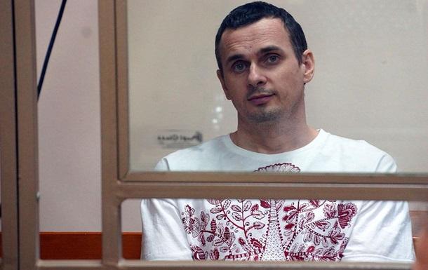 Правозахисник: Сенцова помістили у штрафний ізолятор