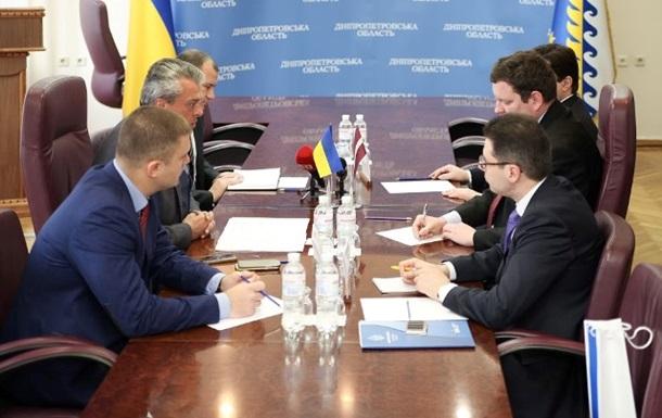 Латвия намерена открыть консульство в Днепре