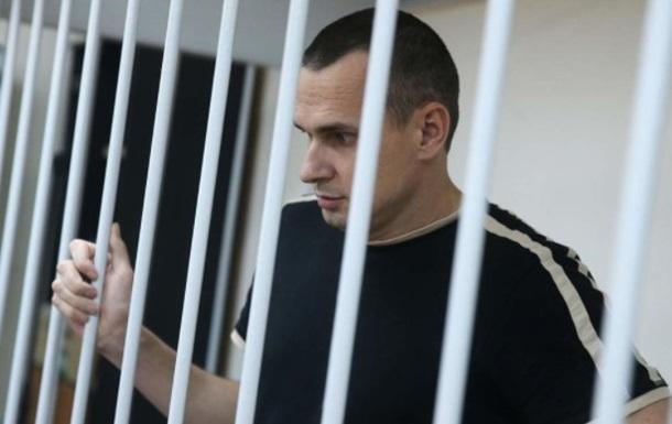 Адвокат: Сенцова выпустили из штрафного изолятора