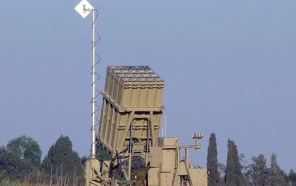 Израиль развернул ПРО опасаясь мести палестинских боевиков