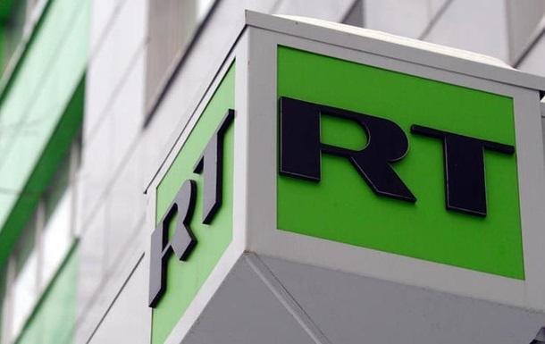 У США канал RT потрапив до списку іноземних агентів