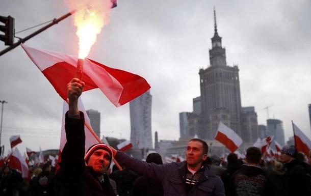 Что стоит за польским  Маршем независимости