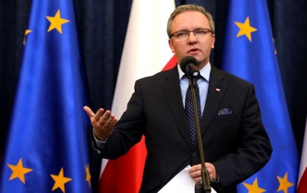 Совещание  комитета президентов Украины иПольши состоится 17ноября